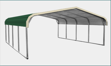 Open Regular Carport